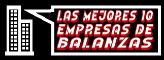 Logo Aprobado de las 10 mejores empresas de balanzas