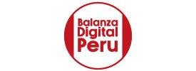 balanza digital Perú